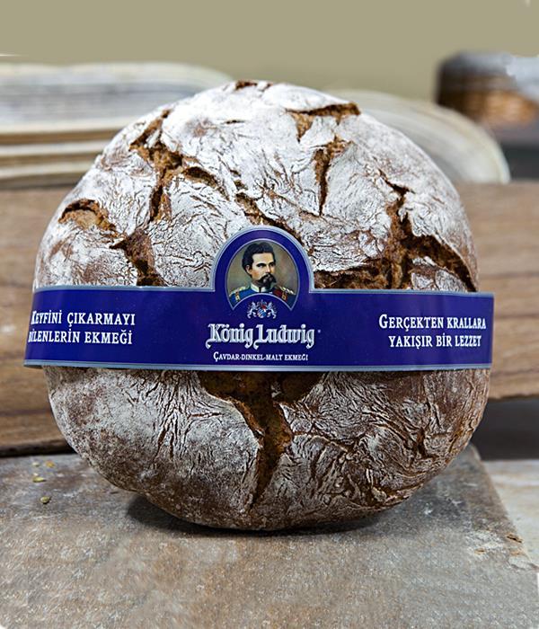 Konig Ludwig (Alman Bavyera Ekmeği)