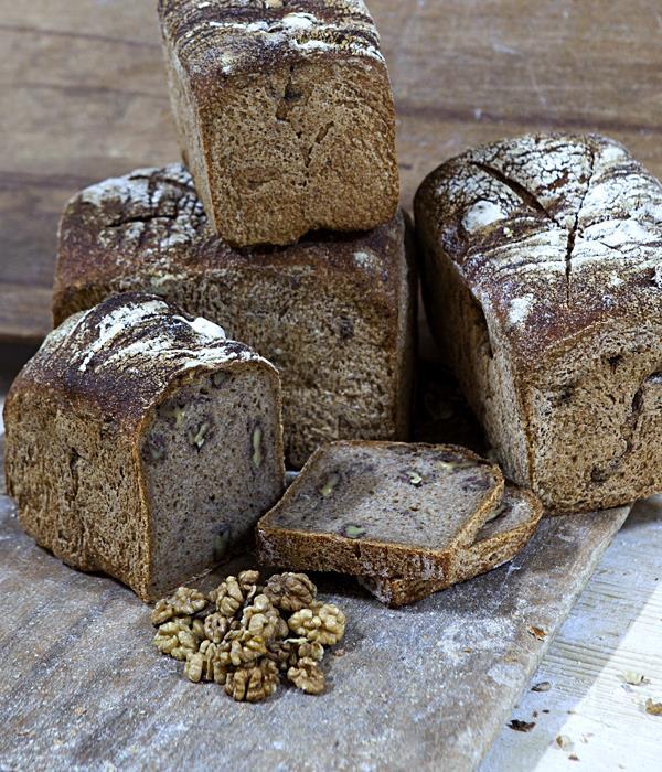 Cevizli Tam Buğday Ekmeği