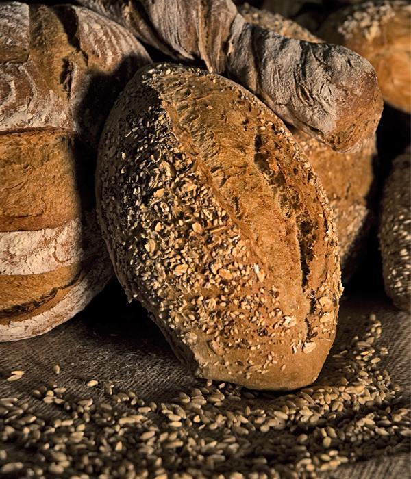 Yedi Tahıllı Ekmek